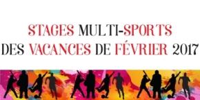 Stages Multi-Sports Des Vacances DeFévrier