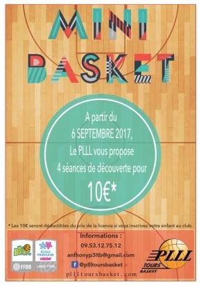 Mini Basket, Maxi Plaisir ! !!