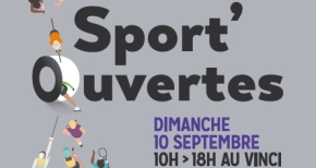Le PLLL Présent a La Journée Sport'Ouvertes Le 10 Septembre 2017 auVinci