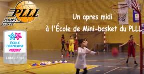 La Vidéo de la Remise du Kit du Mini-Basketteur Est en Ligne!