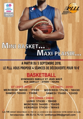 Mini Basket… Maxi Plaisir ! !!