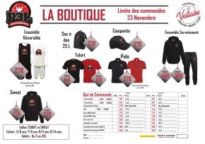 La Nouvelle Boutique Du PLLL Tours Basket Est En Ligne ! !!