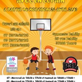 Viens Jouer Au Basket Avec UnCopain