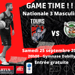 Match Nationale 3Masculine